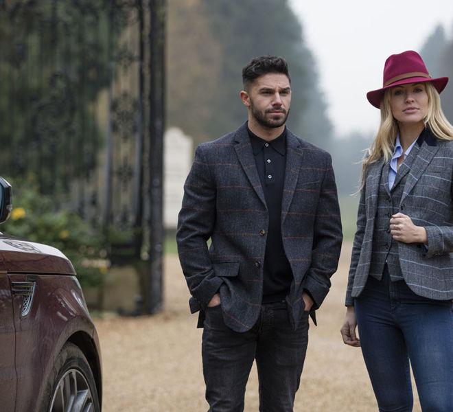 Alan Paine Surrey Men's & Ladies Tweed Blazers